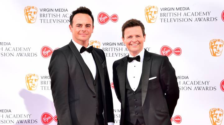 Ant And Dec Say They Want To Make A Sitcom