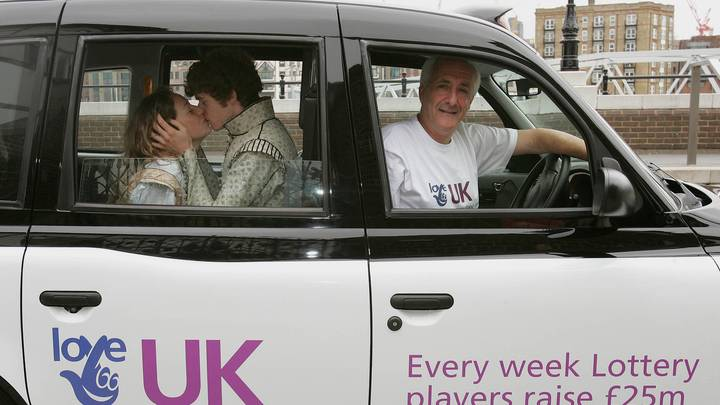 You Can Now Go Speed Dating In A Taxi Around London
