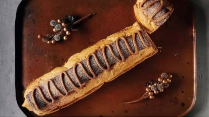 Asda Selling Foot-Long Chocolate And Caramel Eclairs For 10 People