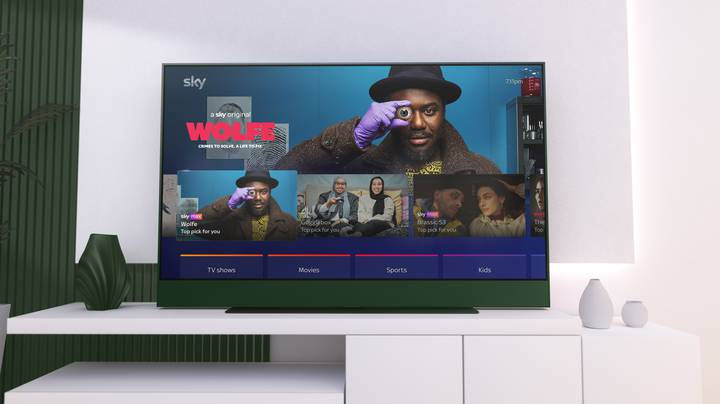 Sky Unveils New TV That Will Change Satellite TV Forever