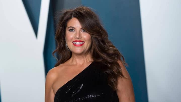 Monica Lewinsky Keeps Making The Same Joke On Twitter