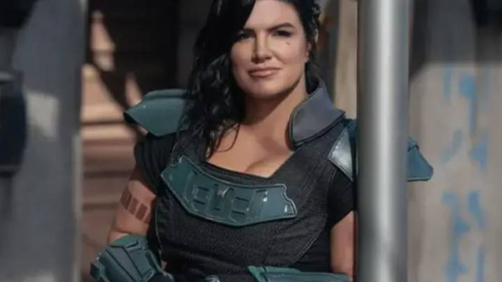 Disney Includes Gina Carano In Emmy Awards Push For The Mandalorian