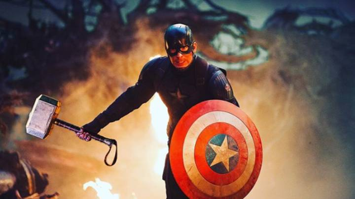 Marvel Boss Confirms Captain America Could Always Lift Thor's Hammer