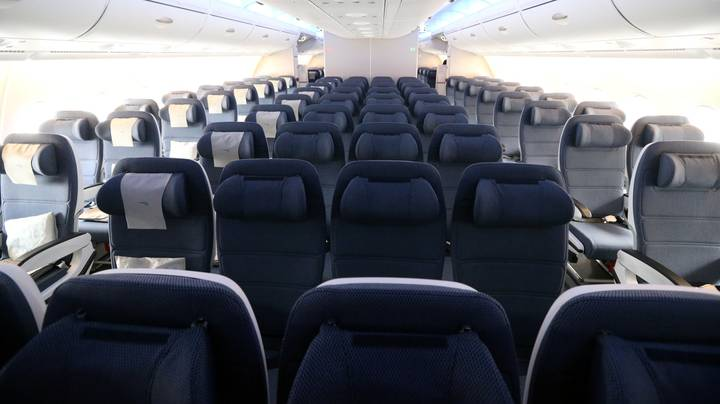 Travel Expert Says You Should Always Pick The 'Worst' Seat On Plane