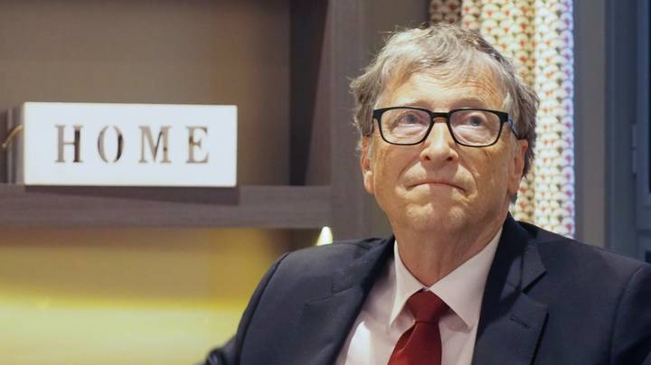Bill Gates Urges Rich Countries To Eat '100% Synthetic Beef'