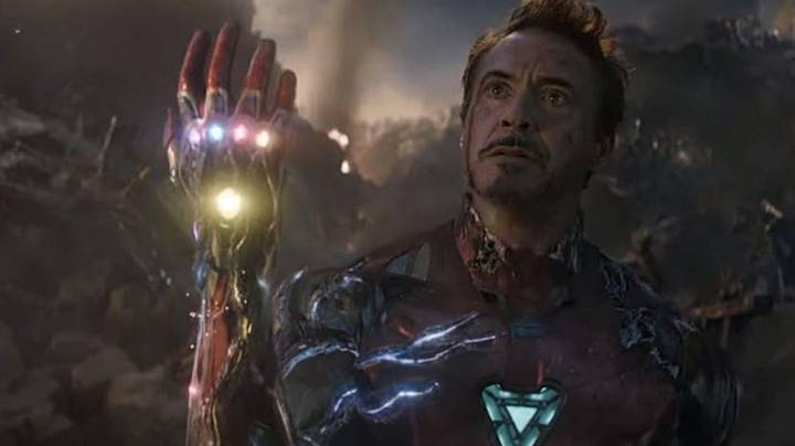 Marvel Fan Pulls Off Perfectly Timed New Year 'I Am Iron Man' Moment