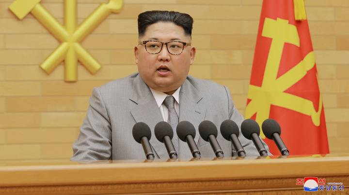 North Korea 'Hit One Of Its Own Cities By Accident', It's Been Claimed