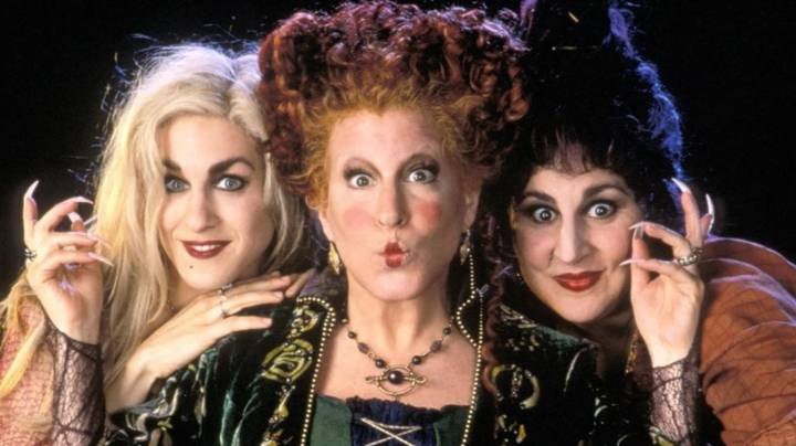 Bette Midler Shares Picture Of Hocus Pocus Reunion