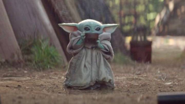 Baby Yoda Sipping His Soup Is The New Meme We've All Been Waiting For