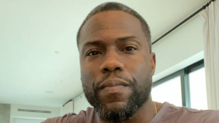 Kevin Hart Tells 50 Cent To 'F*** Off' After He Mocks Grey Hair