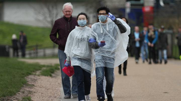 The Number Of Deaths From Coronavirus In The UK Has Risen To 103