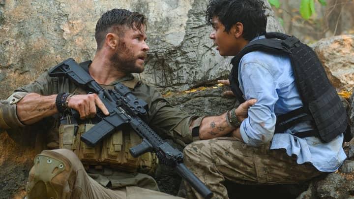 First Trailer Drops For Chris Hemsworth Netflix Thriller Extraction