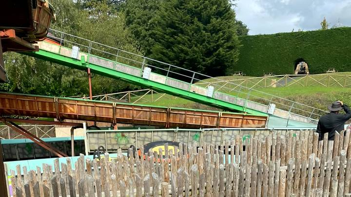 Emergency Services Called After Family Capsize On Theme Park Ride