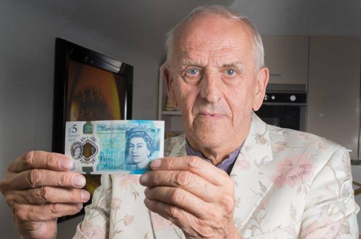Harry Kane Fivers 'Worth £50,000' Are In Circulation Around The UK