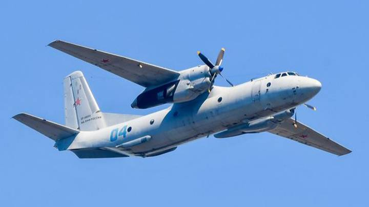 Russian Plane Crashes Into Sea After Vanishing From Radar