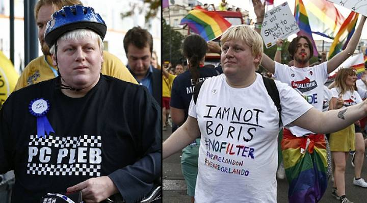 Boris Johnson Lookalike Is Now 'Too Scared To Leave The House'