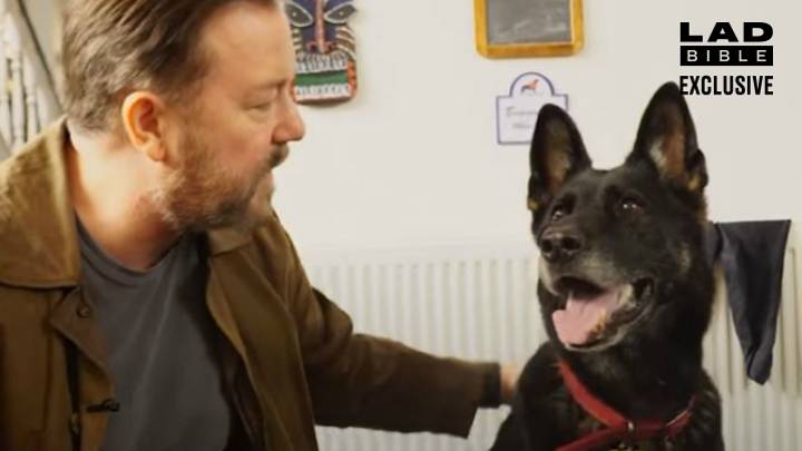 Ricky Gervais Says After Life Is 'Too Good' Not To Do A Third Series