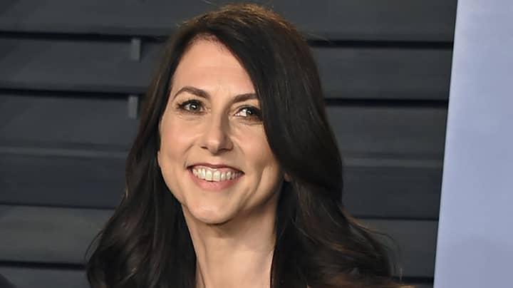 Woman Describes How It Felt To Be Handed $8 Million By MacKenzie Scott