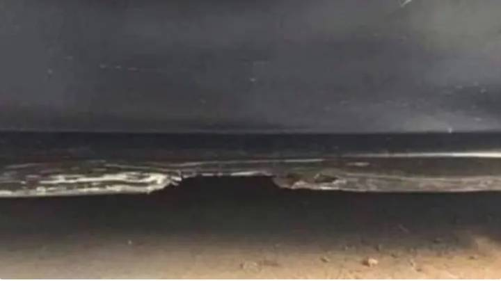 Optical Illusion Divides The Internet With Some Seeing Beach And Others Seeing Car Door