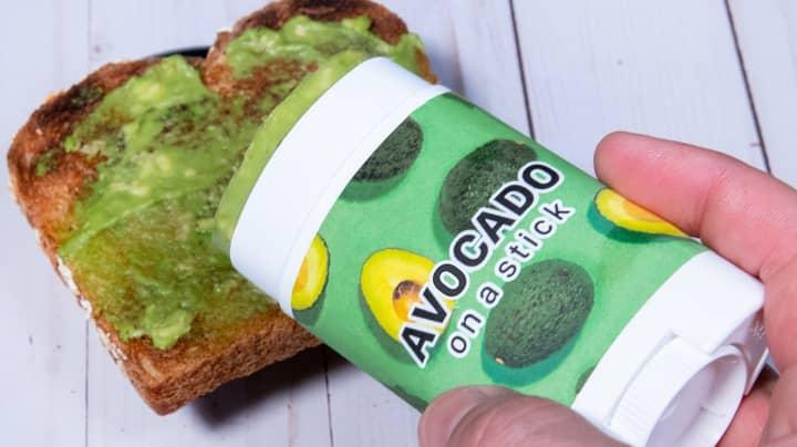Bloke Creates Avocado Stick To Make Your Brunch Easier
