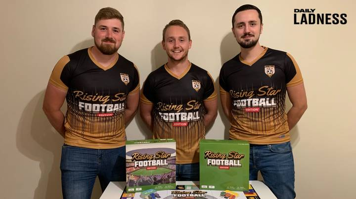 LADs Create New Football Board Game In Lockdown