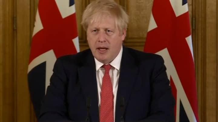 Boris Johnson Tells All Bars And Restaurants To Close Tonight
