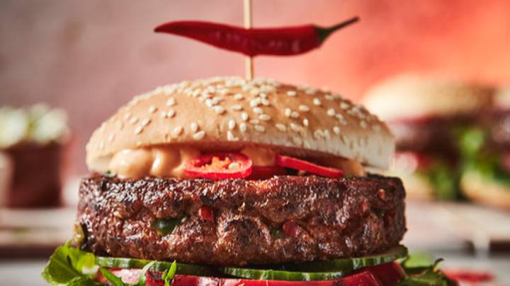 Iceland Launches UK's Hottest Burger Made With World's Strongest Chilli Pepper