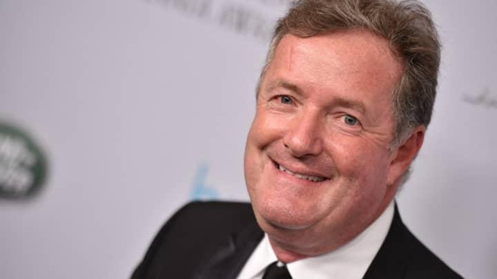 Piers Morgan Tears Into Kanye West And Kim Kardashian Following Billionaire Brag