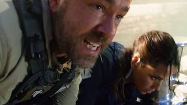 People Are Raving About Ryan Reynolds New Netflix Movie 6 Underground
