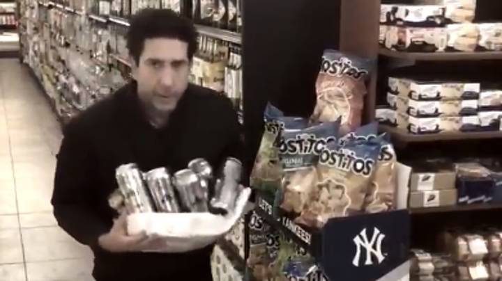 David Schwimmer Responds To Blackpool Police Searching For His Lookalike
