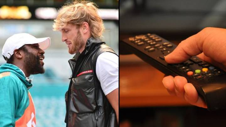 People Who Illegally Stream Logan Paul vs Floyd Mayweather Could Face Prison