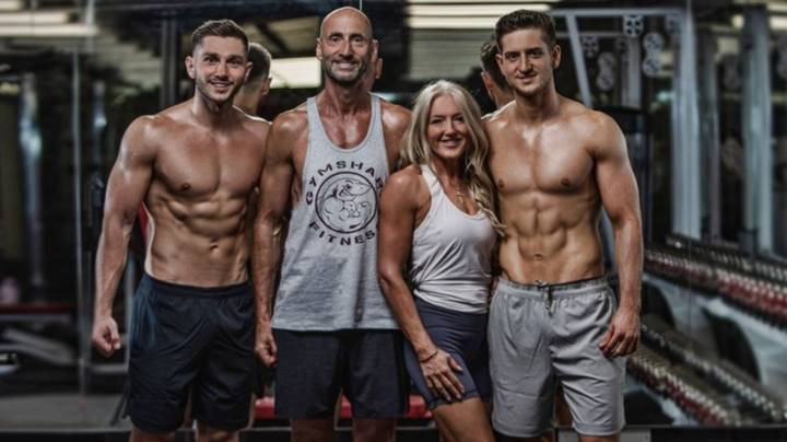 Family Transformed After Hitting Gym Together To Lose 6.5 Stone In Just Six Months