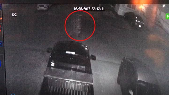 Frightened Family Might Flee House Over Ghost Caught On CCTV