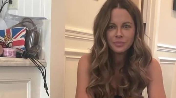 Kate Beckinsale Says A Fan Sent A Pet Rabbit To Her House