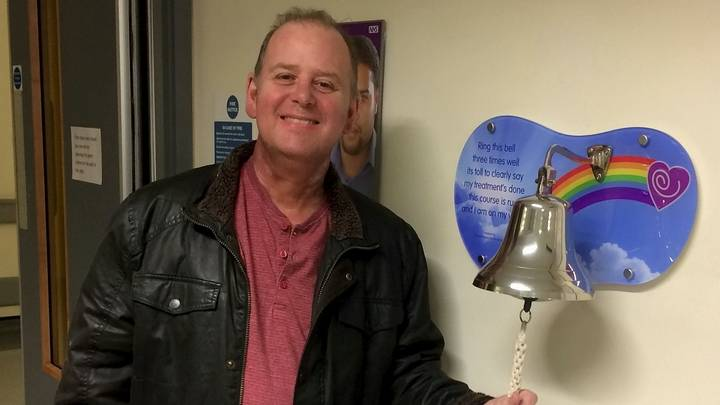 Dad Survives Mouth Cancer After Doctor Mistook Symptoms For Dog Hair Allergy