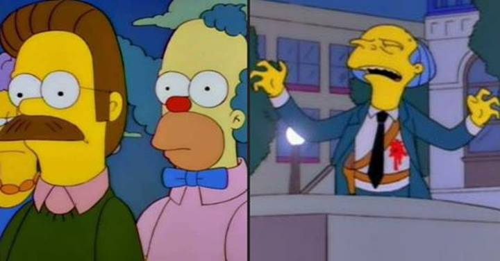 The Simpsons Fan Shares Wild Theory About Who Shot Mr. Burns After Spotting Easter Egg