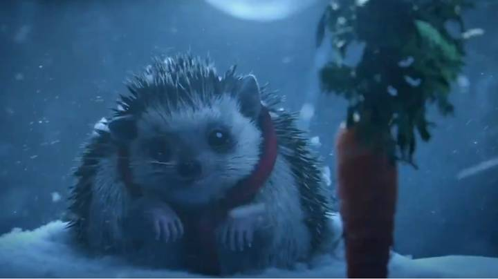 Aldi Shares 2020 Kevin The Carrot Christmas Ad