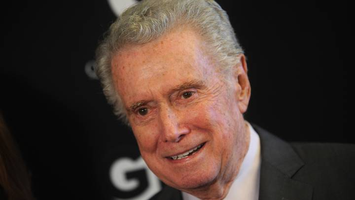 Popular US TV Host Regis Philbin Has Died Aged 88