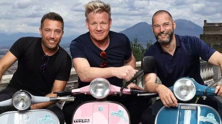 Gordon, Gino and Fred: Christmas Roadtrip Is On TV Tonight