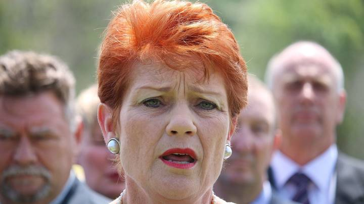 Pranksters Redirected Pauline Hanson's Unguarded Website To The Refugee Council's Page