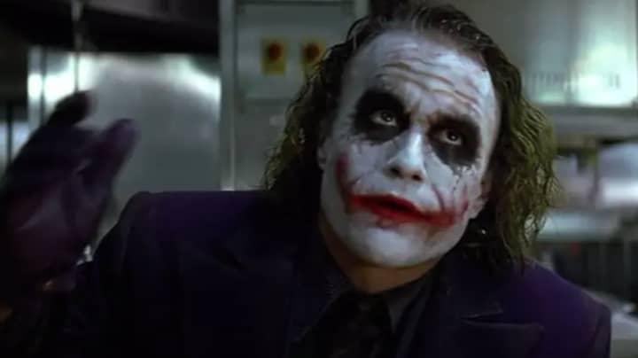 Heath Ledger Voted The Best Joker Of All Time