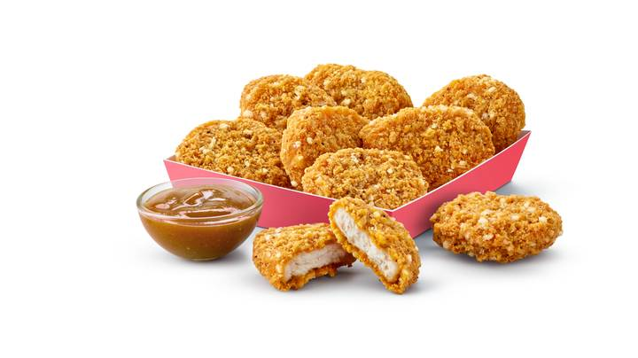 McDonald's Is Launching Limited Edition Katsu Curry Chicken McNuggets