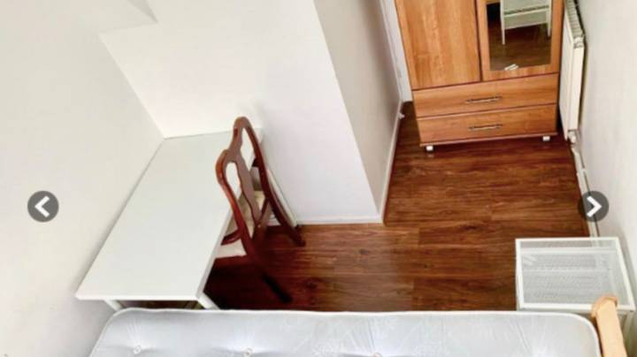 Rental Room Goes Viral As It Appears There's No Way In Or Out