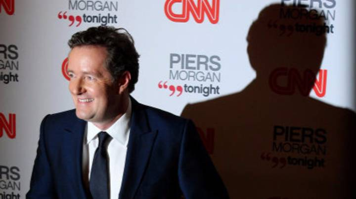 Piers Morgan Tried To Act Hard On Twitter And The Response Was As You'd Expect