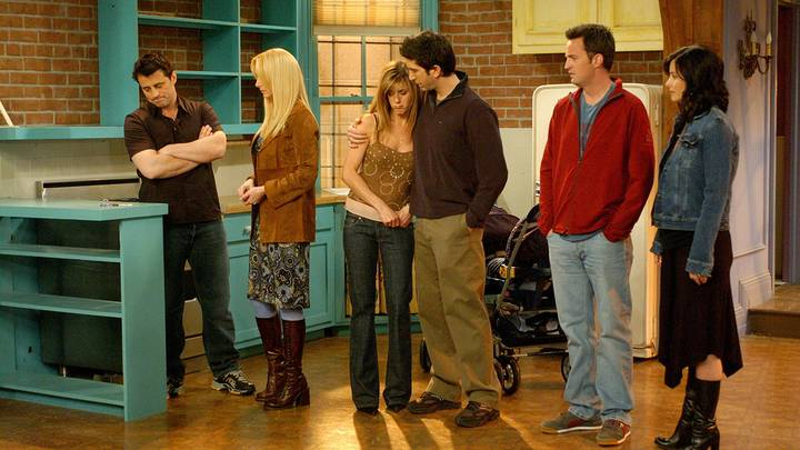 ​The Ending Of 'Friends' Was Much Darker Than People Thought