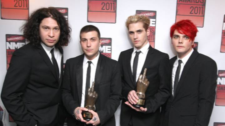 My Chemical Romance UK Tour Dates Tickets And Pre-Sale Info