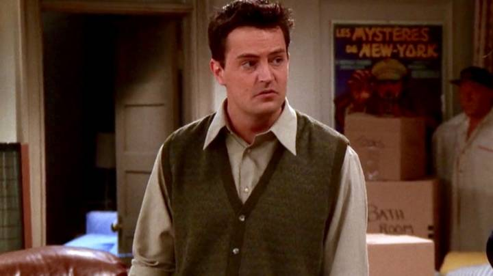 Matthew Perry Thought He Was 'Going To Die' And Would Have 'Convulsions' While Filming Friends
