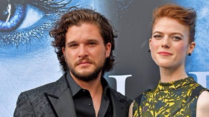 Rose Leslie Made Kit Harington Go As Jon Snow To A Fancy Dress Party