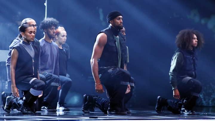 Ofcom Won't Investigate Complaints About Diversity's Britain's Got Talent Performance