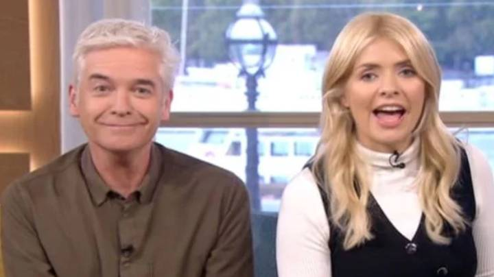 Phillip Schofield Can't Keep A Straight Face Interviewing Woman Who Claims She's 'Too Hot To Find A Partner'